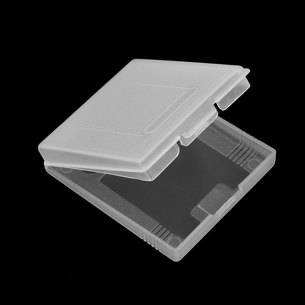 2015 Hot hard clear plastic cases Game Cartridge Cases for Nintendo gbp gb gbc Games Card Cartridge Newest<br><br>Aliexpress