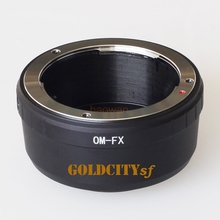 Buy OM-FX OM mount lens adapter ring Fujifilm fuji FX X X-E2/X-E1/X-Pro1/X-M1/X-A2/X-A1/X-T1 xpro2 camera for $10.50 in AliExpress store
