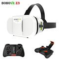 BOBOVR Z3 Virtual Reality 3D Glasses Head Mount Cardboard HD Headset for 4 6 Smartphone Bluetooth