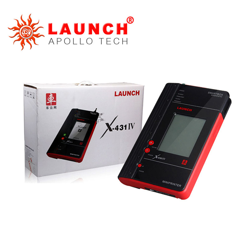 2016 Hot Sell 100% Original Car Scanner LAUNCH X431 IV Master Auto diagnostic tool Update Online free shipping(China (Mainland))