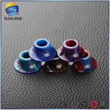 Buy Sailing hot selling Epoxy resin drip tips MAGE RTA atomizer electronic cigarette vape smoke mouthpiece 10pcs wholesale for $35.99 in AliExpress store