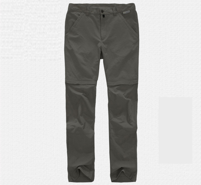 Outdoor products Summer travel quick-drying pants hiking Men walk 5 minutes trousers removable two - Sunshine group Ltd store