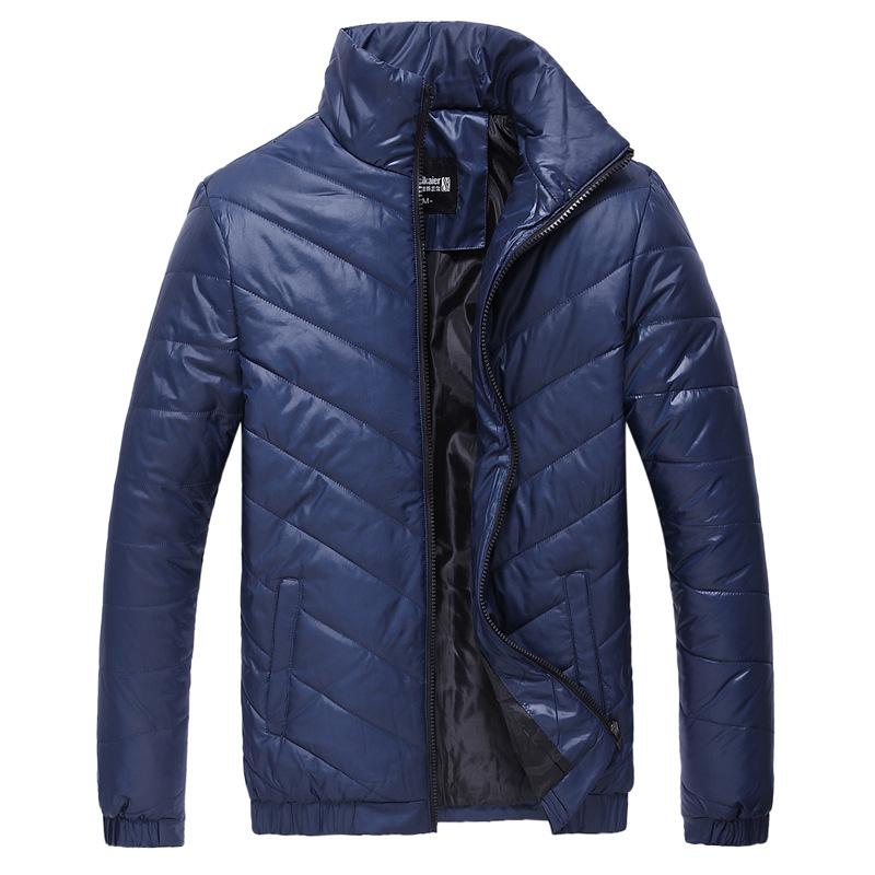 2015 New Arrival Men s Winter Coat Padded Jacket Autumn Winter Outwear Men s Casual Coat