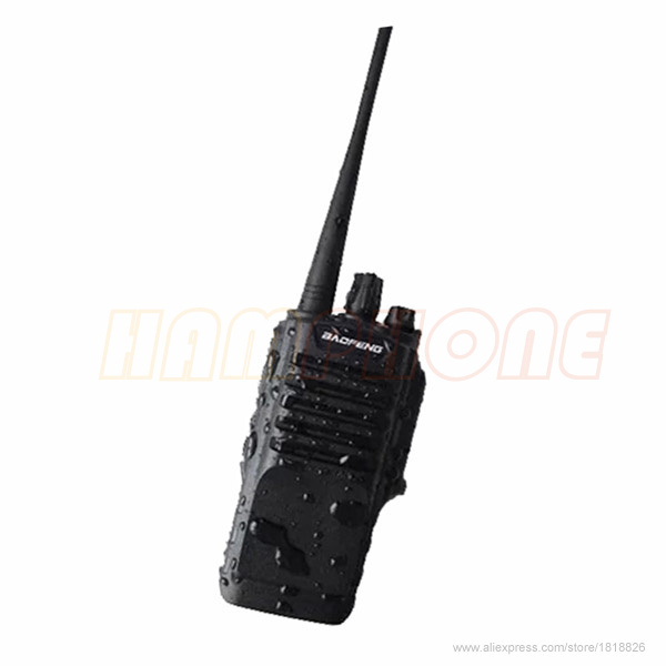 2PCS New high range walkie talkie most power 8w dust and waterproof resisting baofeng BF-9700 tv transmitter VHF: 136-174MHz(China (Mainland))