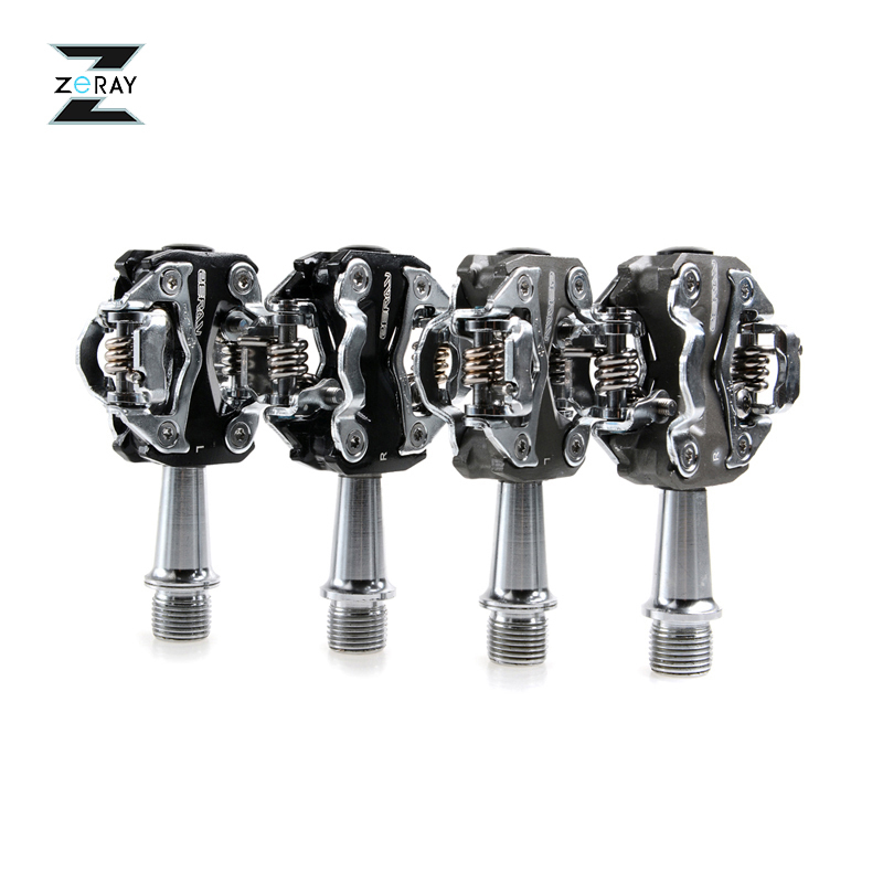 ZERAY Original Sealed Bearing Cycling Road Bike MTB Bike Ultralight Pedals Die Casting Aluminum Pedals Bicycle Parts ,2 Colors(China (Mainland))