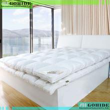Thick feather white mattress feather mattress super soft mattress 6cm feather mattress Twin size 100cm * 200cm(China (Mainland))