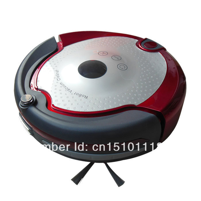 Multifunctional Wet&Dry Robot Vacuum Cleaner A360 Automatically Cleaning Floor Machine(China (Mainland))