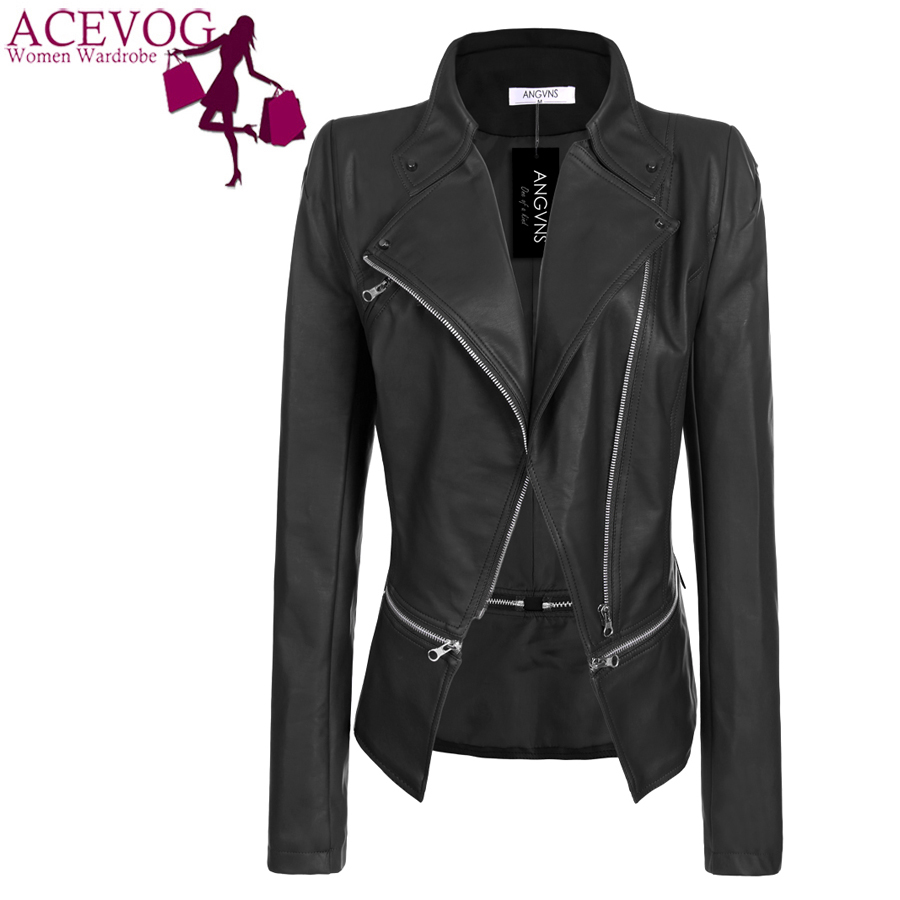 High Quality Leather Jacket Womens-Buy Cheap Leather Jacket Womens ...