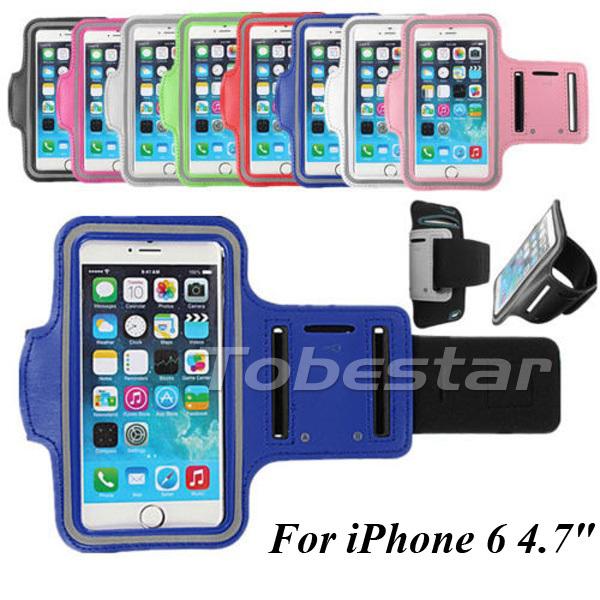 Фото Ремень с карманом под телефон на руку Tobestar 400 iPhone 6 4.7 Armband Case for iphone 6 4.7 inch ремень с карманом под телефон на руку cc iphone6 iphone 6 5 5 cc2109