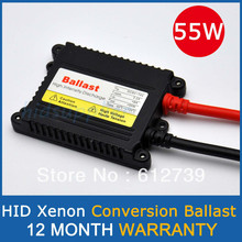 12 V 55 Watt SCHLANK HID-Xenon-Ersatz Elektronische Digital Conversion Ballast 12 monate garantie(China (Mainland))