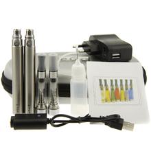 5 Ce5 ego starter kit ce5 t battery Electronic Cigarettes 1.6ml wick Vaporizer Double Zipper Case E cigarette - We SHOW Co. store