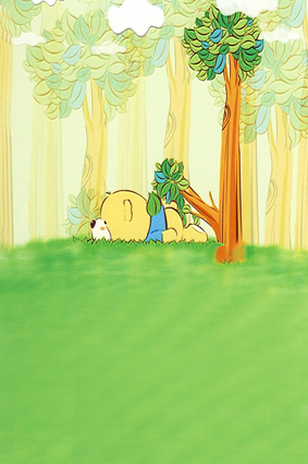 600CM*300CM backgrounds Sit cartoon Winnie the woods photography backdrops photo LK 1479<br><br>Aliexpress