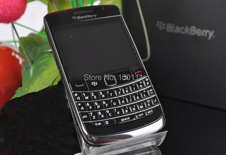 Original Blackberry 9700 Mobile Phone QWERTY Keyboard 3.2MP Camera Cell Phone Free Shipping(Hong Kong)