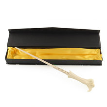 Harry Potter Cosplay Hogwarts Lord Voldemort Wizard Mediumistic Magical Magic Wand In Box Hot Sale(China (Mainland))