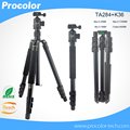 Professional protable tripe Photographic Travel Compact Tripod ball head Monopod For DSLR Camera Aluminum SLR camera