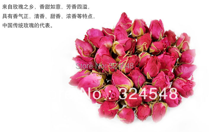 1000g /2pound Rose bud,1lb Fragrant Flower Tea, H02, Free Shipping<br><br>Aliexpress