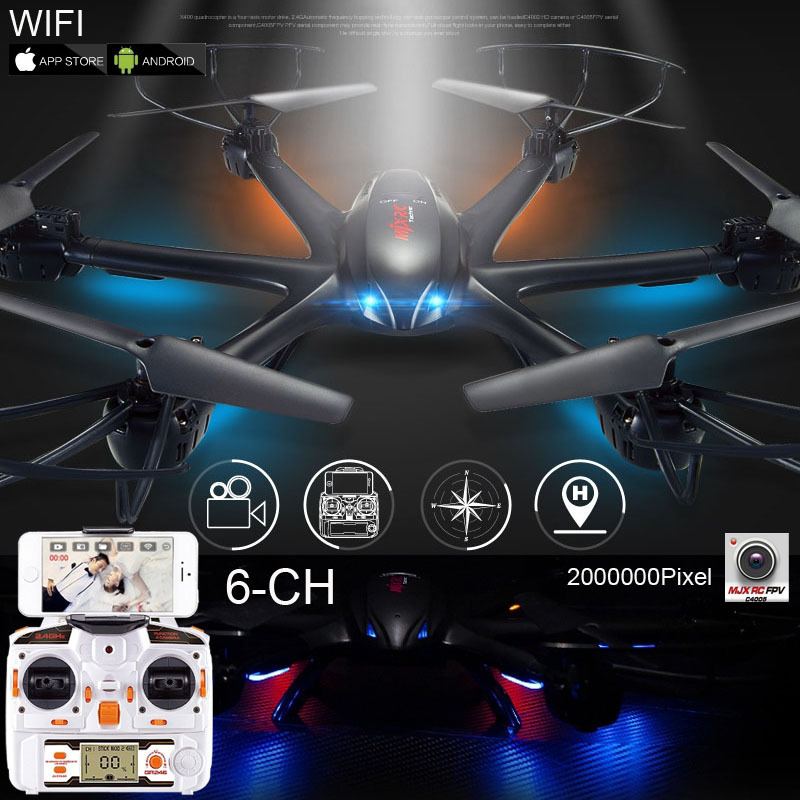 Детская игрушка New Wifi IOS & MJX X 600 FPV 6aXis RTF 2 + 2 X eXtral MJX X600 детская игрушка new wifi ios
