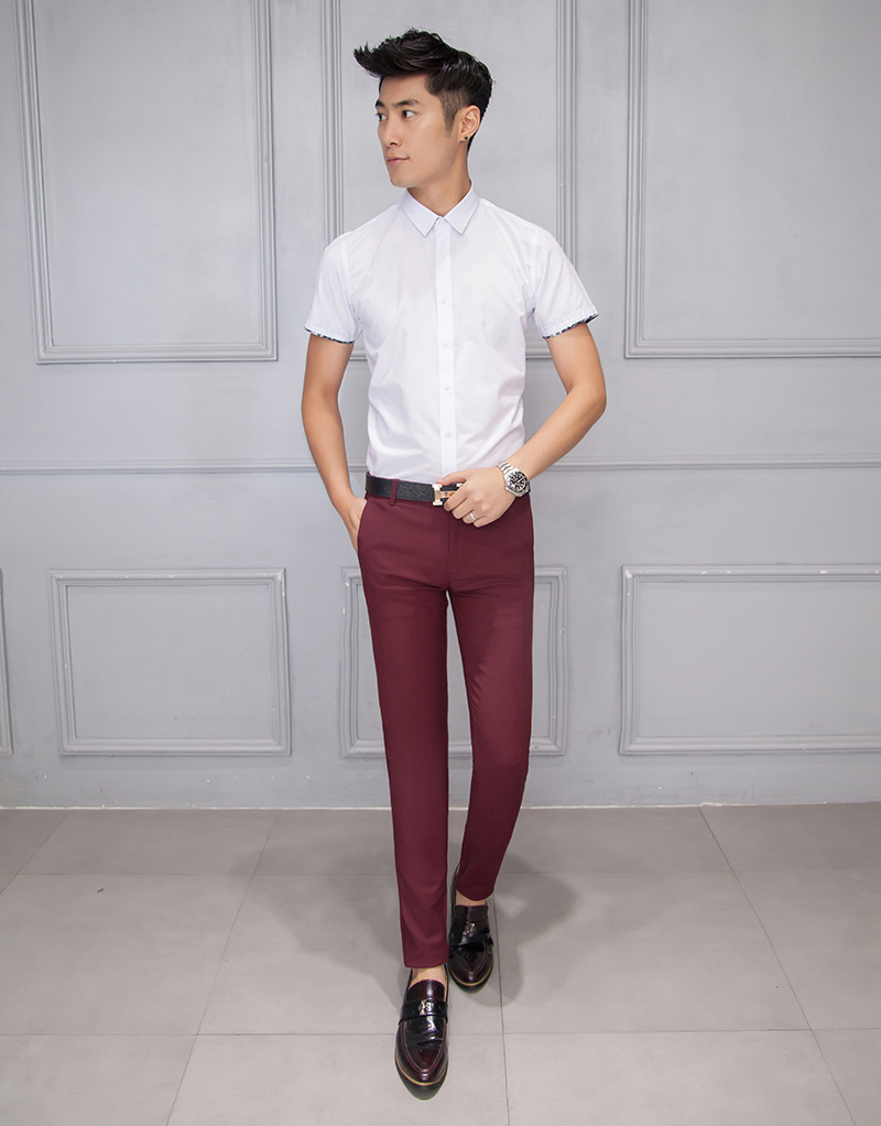 Mens Dress Capri Pants - White Pants 2016