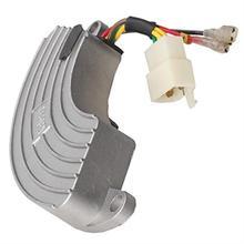 Качество 5KW однофазный автоматический регулятор напряжения алюминиевый корпус бензин генератора возбуждения AVR запчасти к