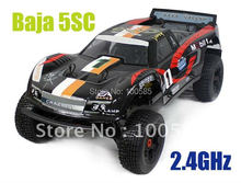 ***Super***30.5cc 5T RC TRUCK with 2.4G transmitter RTR 5SC Tyres(China (Mainland))
