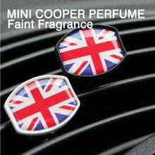 car mini cooper perfume accessori auto styling interior faint fragrance(China (Mainland))