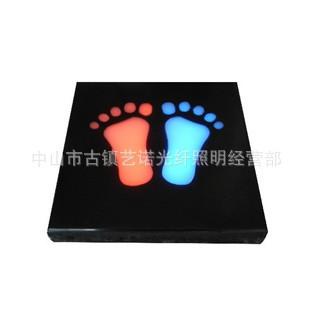 [ Les entreprises ] supply Arts Connaught de l'intégrité 2 w résine brique lumière 100 * 100 * 40 mm(China (Mainland))