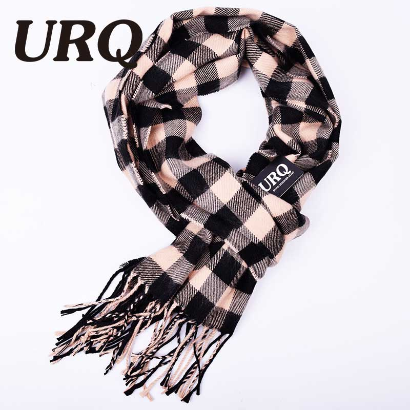 Winter soft warm man scarf fashion Unisex scarfs classical tartan scarf warm cashmere scarves ZA528(China (Mainland))