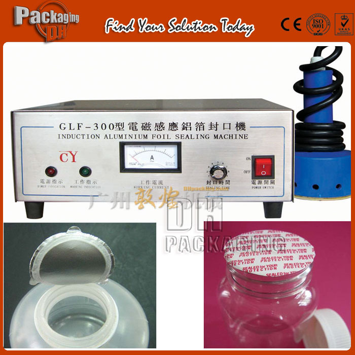 GLF300 Hand Aluminium Foil Sealing Machine MAX.60mm - DHPACKAGING(Find Your Solution Today store,Scober)