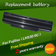 laptop battery BP250 FPCBP250 FPCBP250AP For Fujitsu LifeBook A530 A531 AH530 AH531 LH52/C LH520 LH530 PH521 CP477891 FMVNBP186