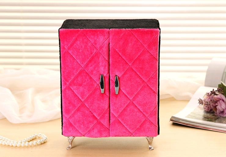 Furniture shape Jewelry Box case Storage Gift box 17*8.5*22.5cm Jewerly ring,necklace, earring, gift, present box(China (Mainland))