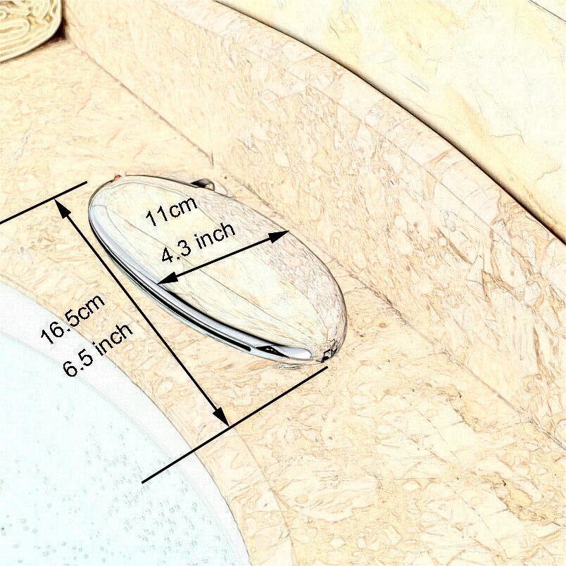 Купить Роскошные Дугообразный Водопад Носик Две Ручки Смеситель для раковины Кран Палуба Гора 3 Отверстия Ванная Комната, Умывальник, Краны