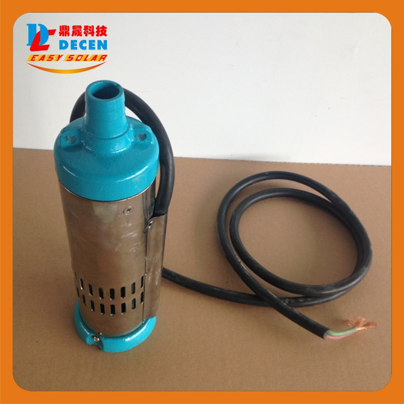 DECEN@ 768W DC Solar Water Pump Built-in MPPT controller For Solar Pump System Adapting Water Head 40m,Hour Water Supply 3 m3<br><br>Aliexpress