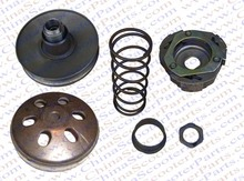 142MM 19T GY6 Clutch Assembly 125CC 150CC 152QMI 157QMJ Baotian Jmstar Jonway SunL Taotao Kazuma Scooter ATV Buggy Parts