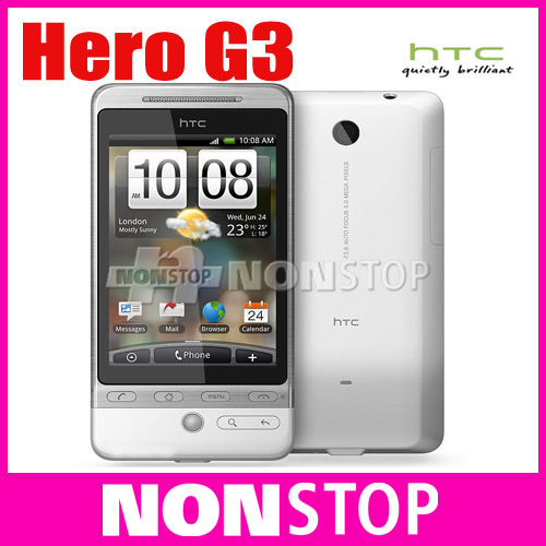 A6262 Original HTC G3 Android Cell Phone GSM 5MP WIFI One Year Warranty(China (Mainland))