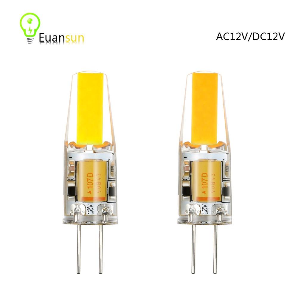 1pcs/lot G4 LED AC/DC 12V G4 Light 6W High Quality LED G4 COB Lamp Bulb Chandelier Lamps Replace Halogen LED Light(China (Mainland))