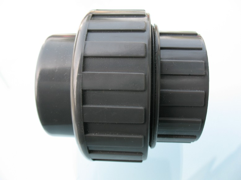 hot sale upvc union DN80 DIN standard, pvc union, pvc pipe fittings(China (Mainland))