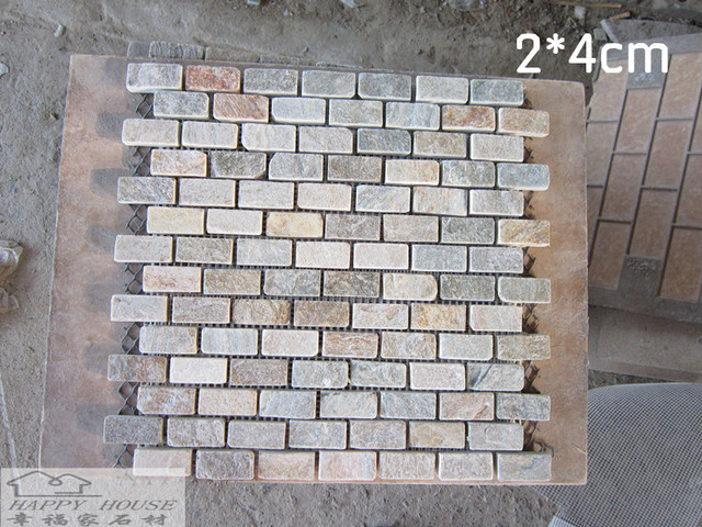 Piastrelle mosaico per esterno cheap gallery of mosaico per