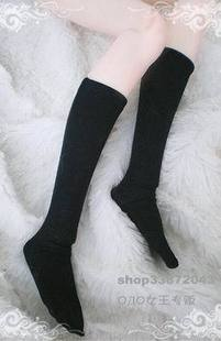 doll love BJD SD doll clothes and doll clothes black stretch Socks 1/3 and a 1/4 bjd clothing bjd clothing dolls accessories(China (Mainland))
