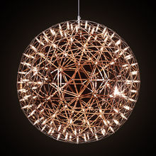 Moooi Raimond феиэрверк из светодиодов подвесные светильники из нержавеющей стали мяч светильники для ресторана и фойе современные творческий подвесные светильники