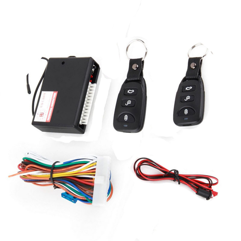 New Arrival Universal Car Remote Central Kit Door Lock Vehicle Keyless Entry System Hot Sale(China (Mainland))