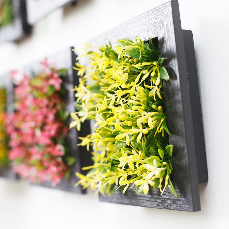 Outstanding Succulent Wall Art Image Collection - Wall Art Design ...