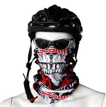 SOBIKE Outdoor Sports Unisex Multifunction Magic Bandanas Cycling Bike Bicycle Helmet Scaves Headwear Headband Neck Warmer Scarf(China (Mainland))