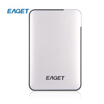 Original EAGET G30 2TB 1TB 500GB HDD 2.5 USB 3.0 High-Speed Shockproof External Hard Drives HDD Desktop Laptop Mobile Hard Disk