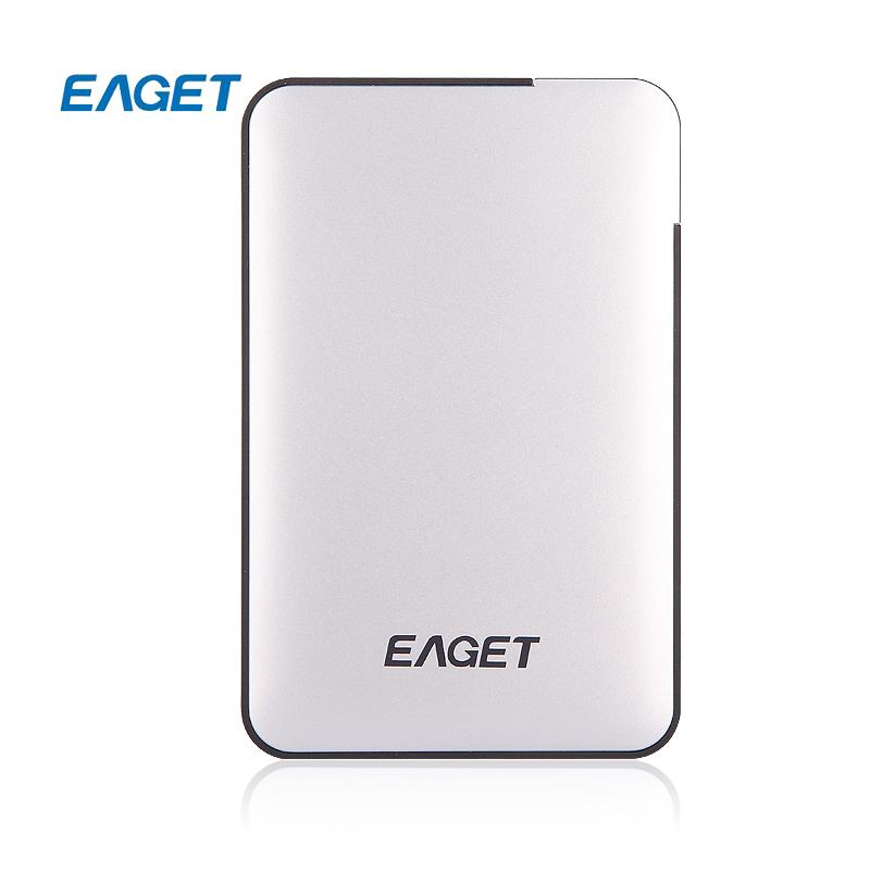 Original EAGET G30 2TB 1TB USB 3.0 High-Speed Shockproof Encryption External Hard Drives HDDs Desktop Laptop Mobile Hard Disk(China (Mainland))