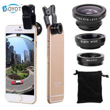 Buy Fisheye Lens 3 1 mobile phone clip lenses fish eye wide angle macro camera lens iphone 6s plus 5s/5 xiaomi huawei lenovo for $1.49 in AliExpress store