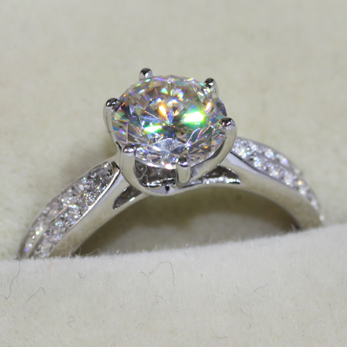 wedding ring test
