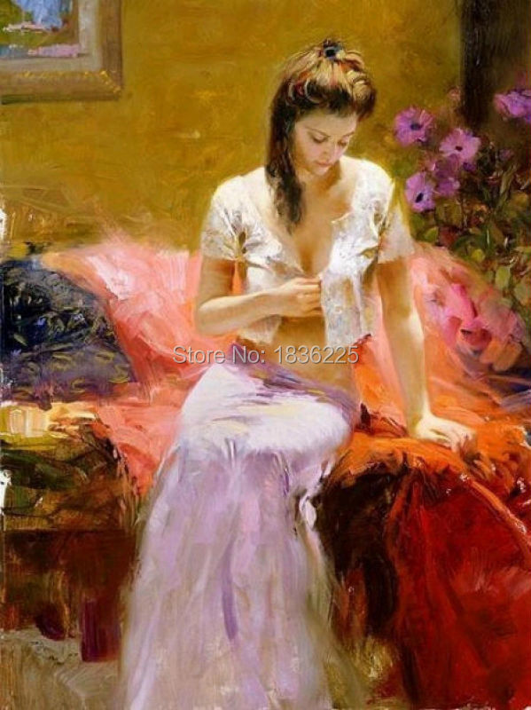 nude women oil painting latest dress designs sex images painting nude lady oil paintings naked picture art wall stickers(China (Mainland))