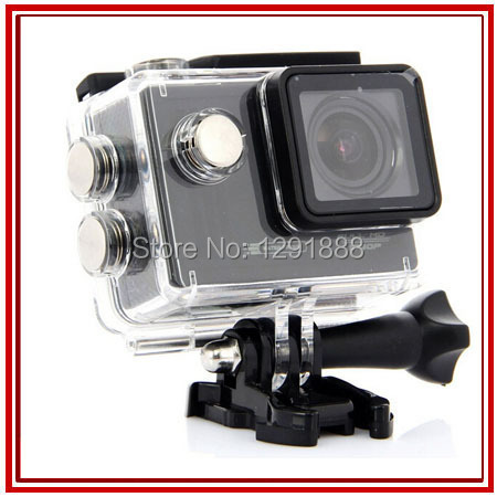 NEW Mini Waterproof HD Action Sports Camera S55 Diving 30 fps (H.264) 1080P 30M 12MP Camera 170 Degree View DV HDMI Camcorders(China (Mainland))