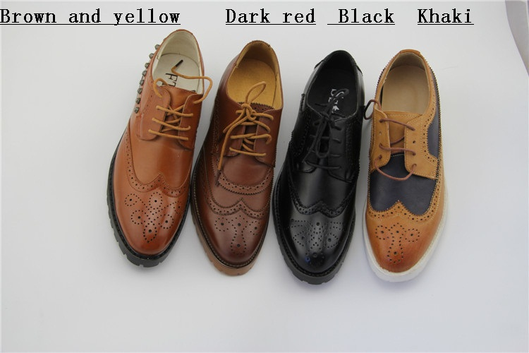 2014 New Men's Fashion Shoes Flats Men's Leather shoes Dress shoes Business Shoes Size:38-43 Free Shipping ,XP11-SL902(China (Mainland))