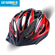 Leadbike 2016 Ultralight Bicycle Helmet for Men and Women PC&EPS Cycling MTB Road Bike Helmets Integrated Molding Technology